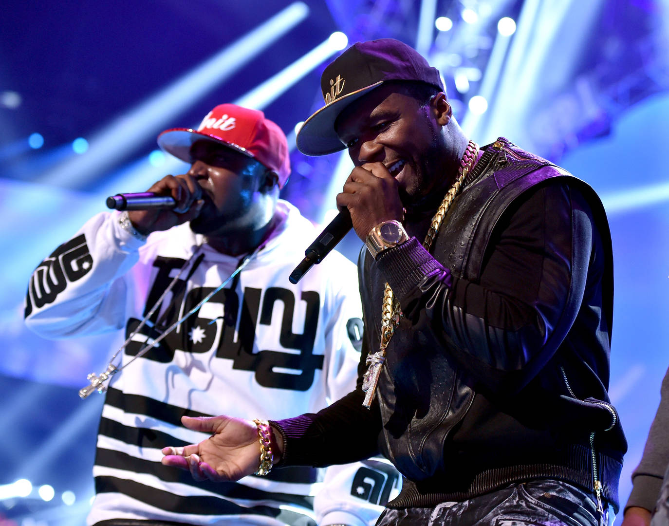"50 Cent Invites Young Buck To Come Out Of The Closet: ""We Know Ya In There"""