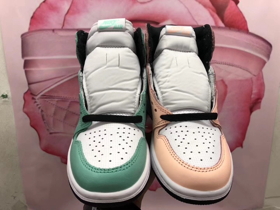 Air Jordan 1 Mismatched Colorway Set To Debut This Year: First Look