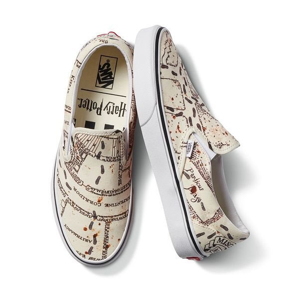 Harry Potter x Vans Sneaker Collection Coming Soon