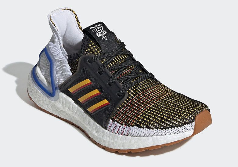 on sale 1d41d 66b24 New Adidas UltraBoost 19 Releasing In Celebration Of Toy Story 4