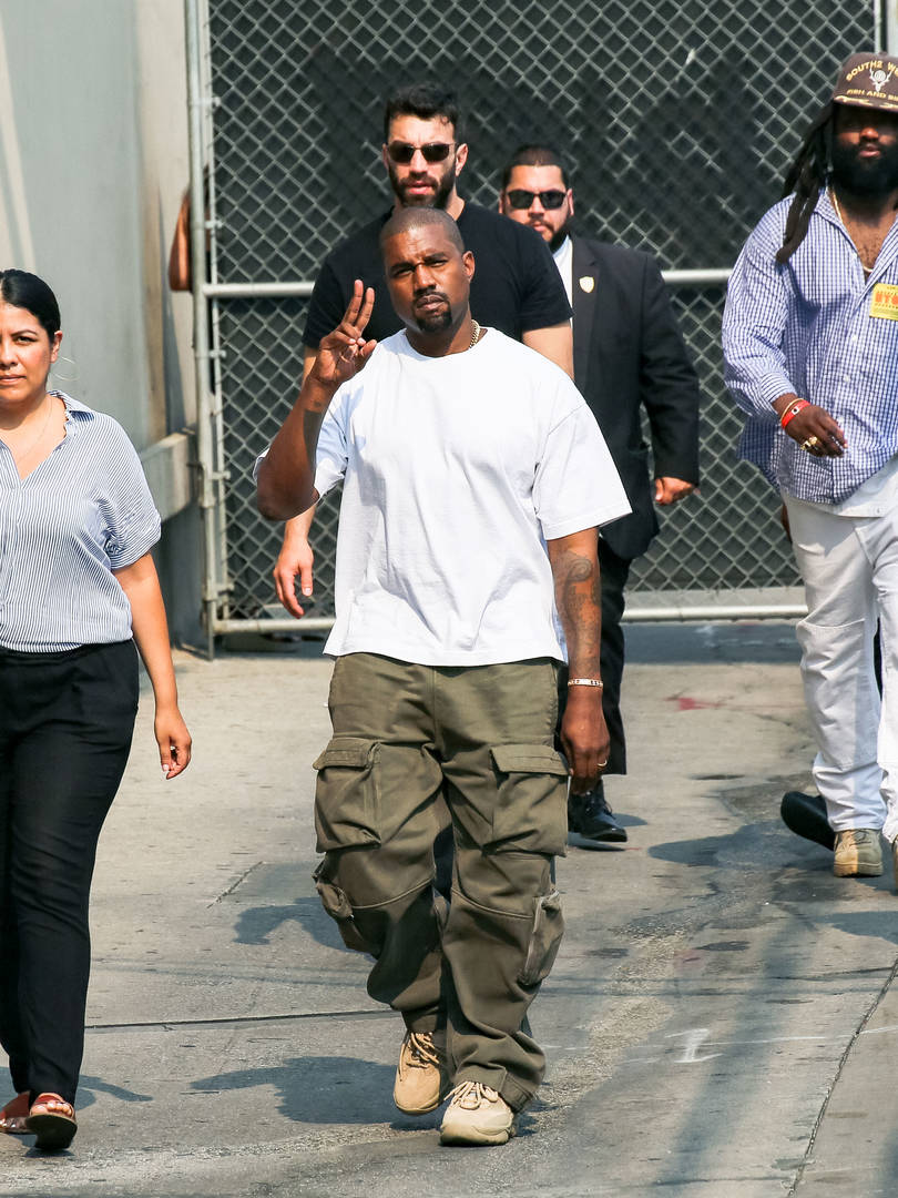Kanye West Accused Of Using Celebrity Status To Defraud Japanese Fashion Workers: Report