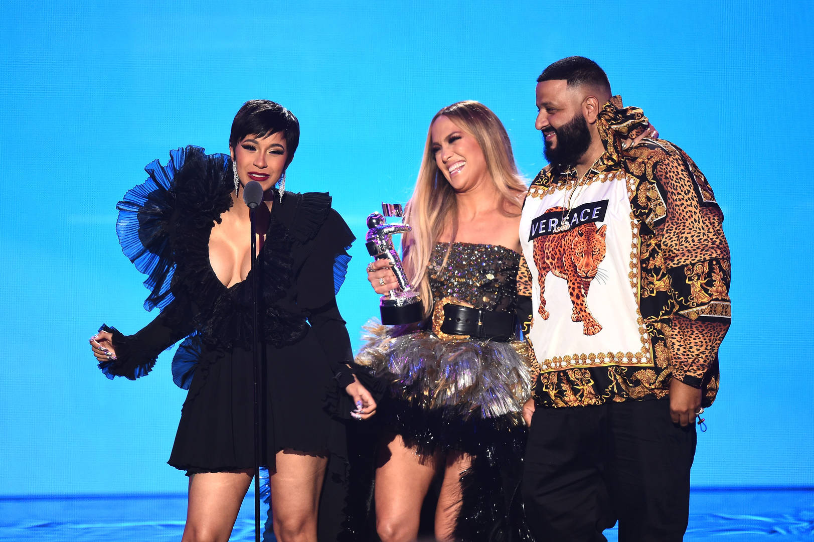 "Cardi B Shares What She Loves Most About DJ Khaled: He's A ""Positive Person"""