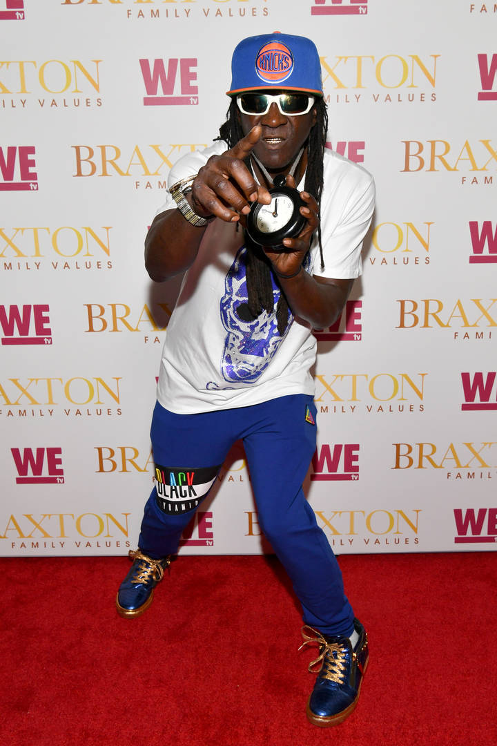 Flavor Flav Sues Ex-Business Partner For Screwing Him Out Of Chicken Restaurant