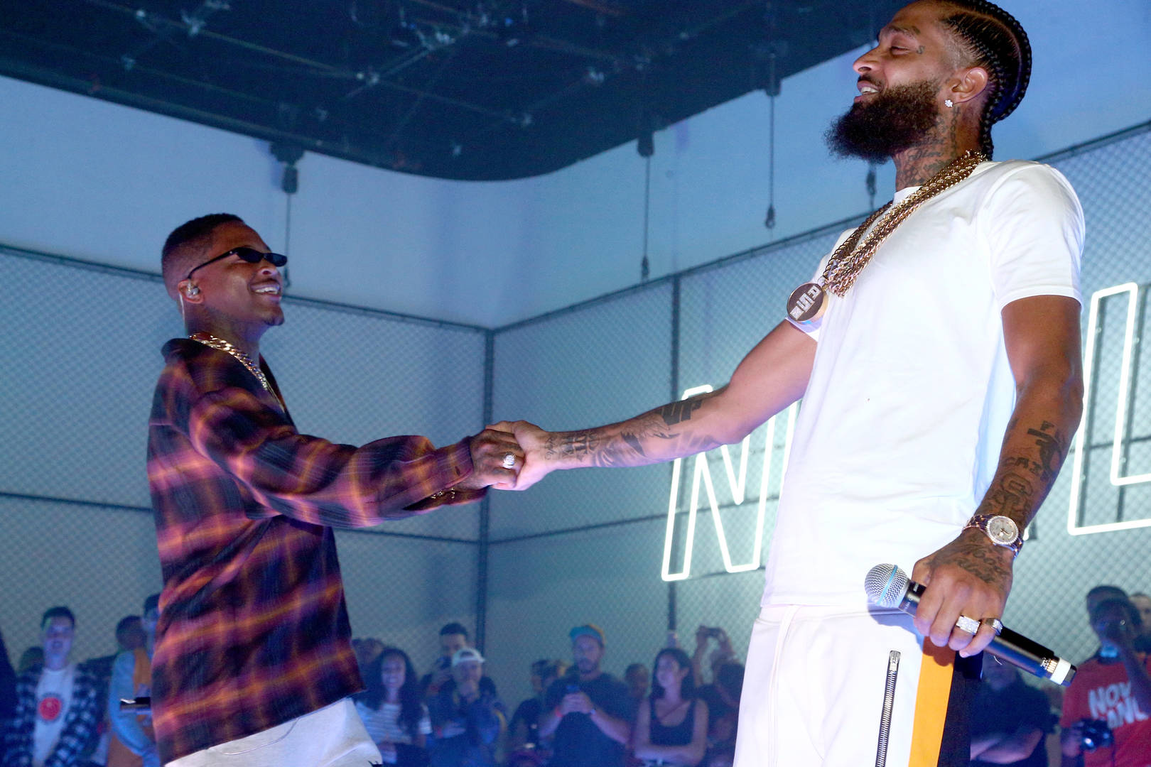 """YG Confirms """"Special Project"""" With Nipsey Hussle Will Be Released Soon"""