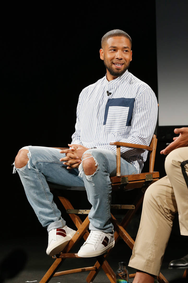 """Jussie Smollett Told Police Osundairo Brothers Are """"Black As Sin"""": Report"""