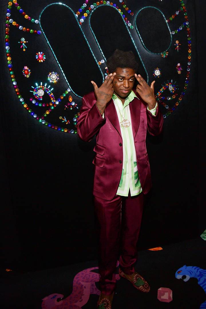 Kodak Black Arrested Before Rolling Loud For Allegedly Falsifying Gun Apps