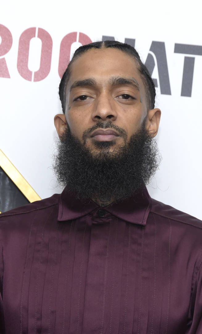 Nipsey Hussle's Baby Mama Has A Warrant Out For Her Arrest