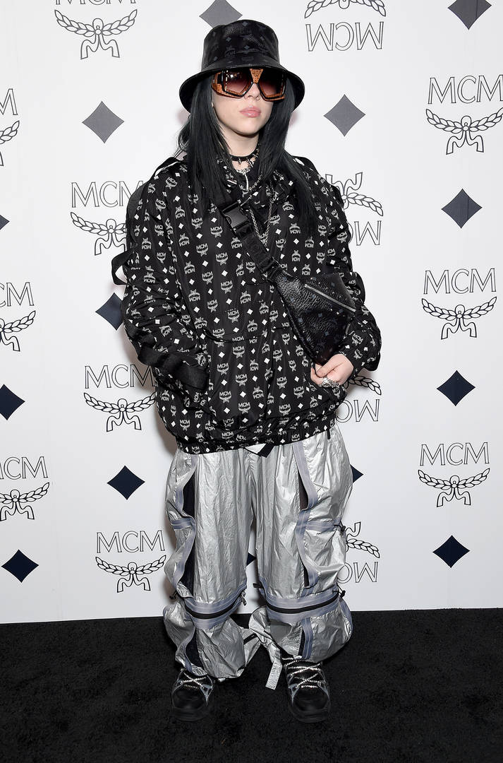 Billie Eilish Reveals Why She Wears Baggy Clothes In New Calvin Klein Ad