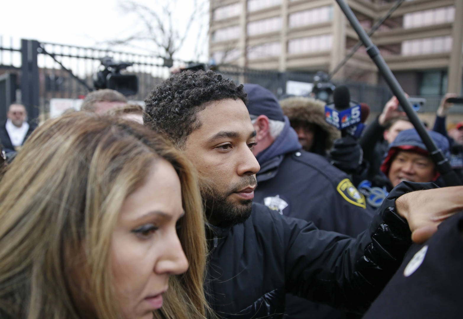Deal was in works with Jussie Smollett before charges dropped, documents show
