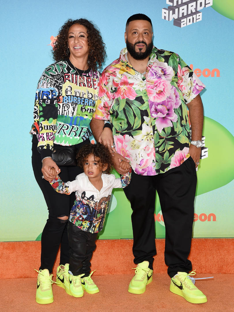 DJ Khaled Explains Why Asahd Is Executive Producer Of His Album