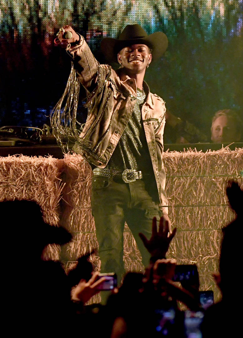 Lil Nas X Reveals The First Concert He Attended Was A Lil Uzi Vert Show