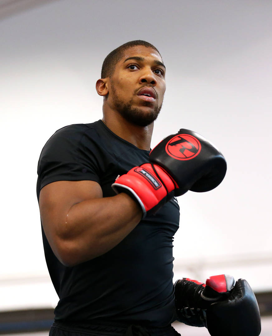 Meek Mill & Jay-Z's Roc Nation Team Up To Produce DAZN Doc About Anthony Joshua