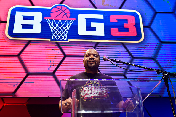 "Ice Cube Unveils ""BIG3 Season 3 Theme Song"" Ahead Of Saturday's Opening Fixture"