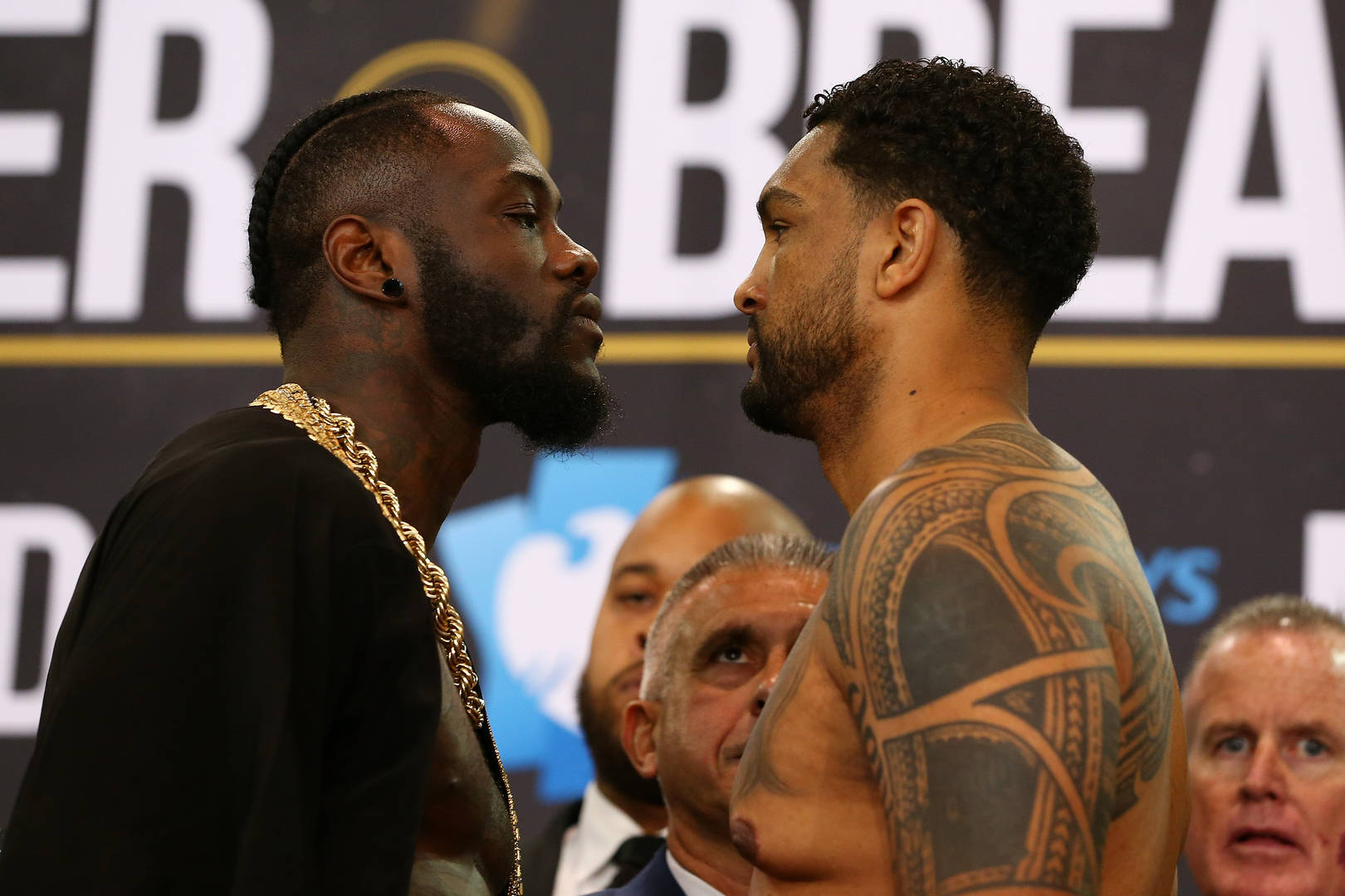 """Deontay Wilder's """"Catch A Body"""" Threat Prompts Investigation Ahead Of Tonight's Fight"""