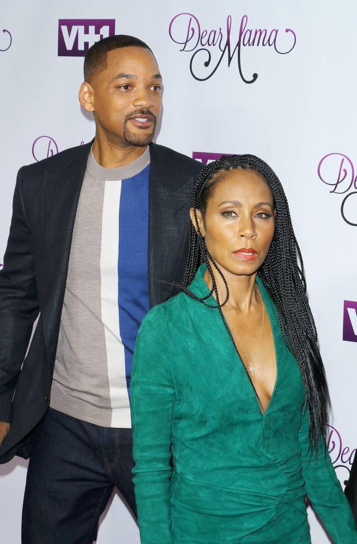 """Jada Smith Admits To Have Gotten """"Hostile"""" With Other Women Regarding Will Smith"""