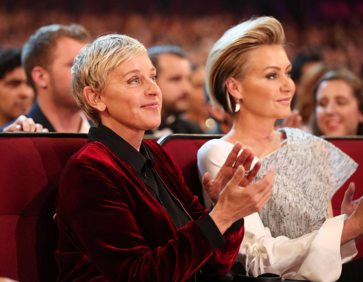Ellen DeGeneres Opens Up About Being Sexual Assaulted By Her Step-Father At 15