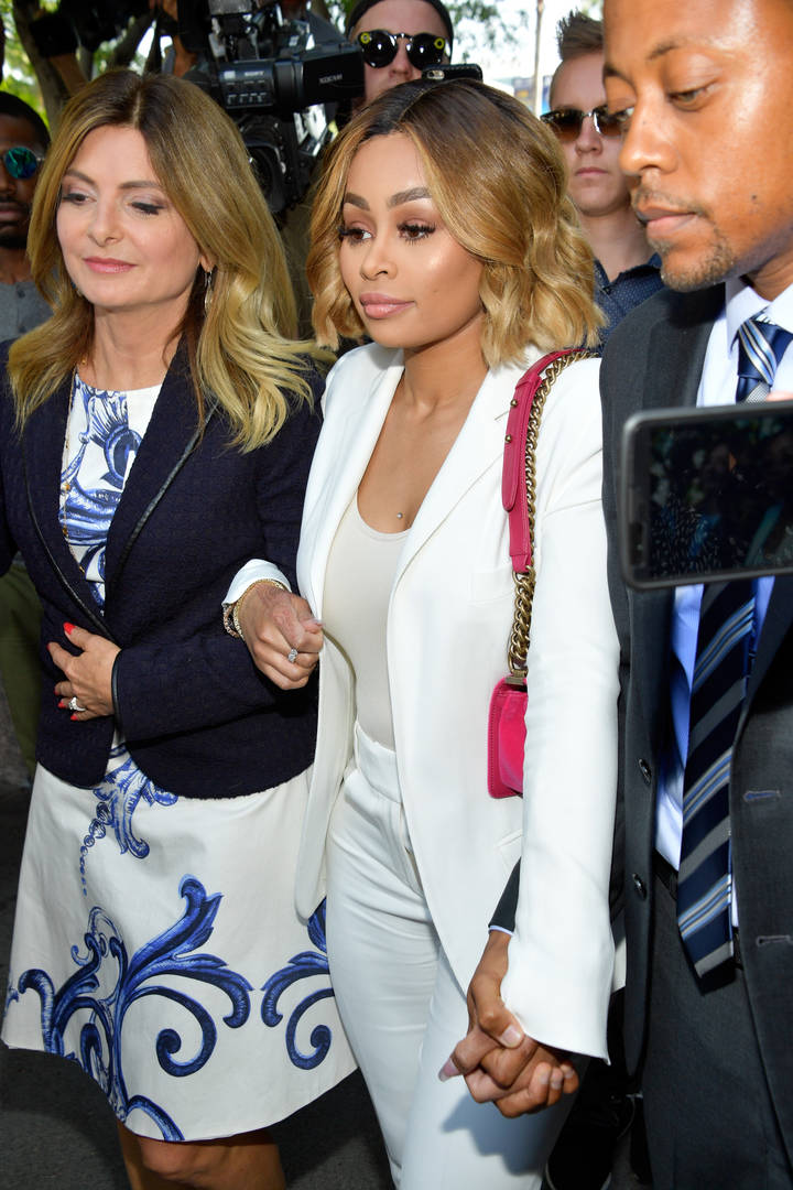 Blac Chyna Hit With Lien Over Unpaid Legal Fees In Rob Kardashian Case: Report