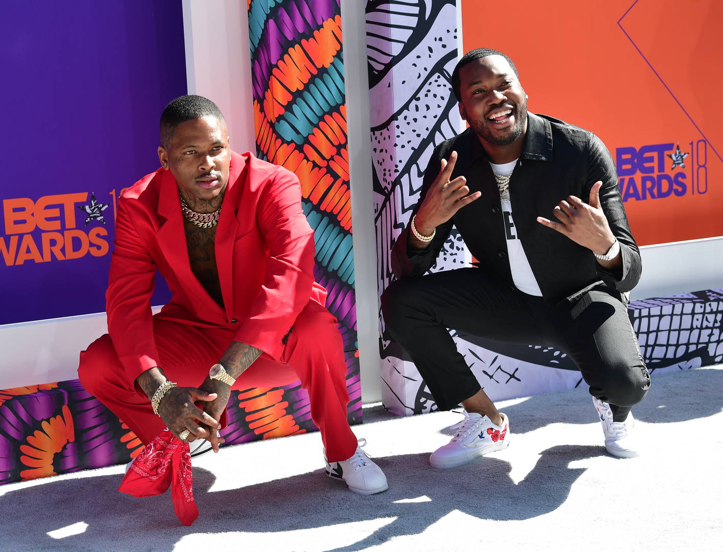 YG Says Meek Mill Isn't Getting His $10K Until Post Malone Pays $20K From Football Bet