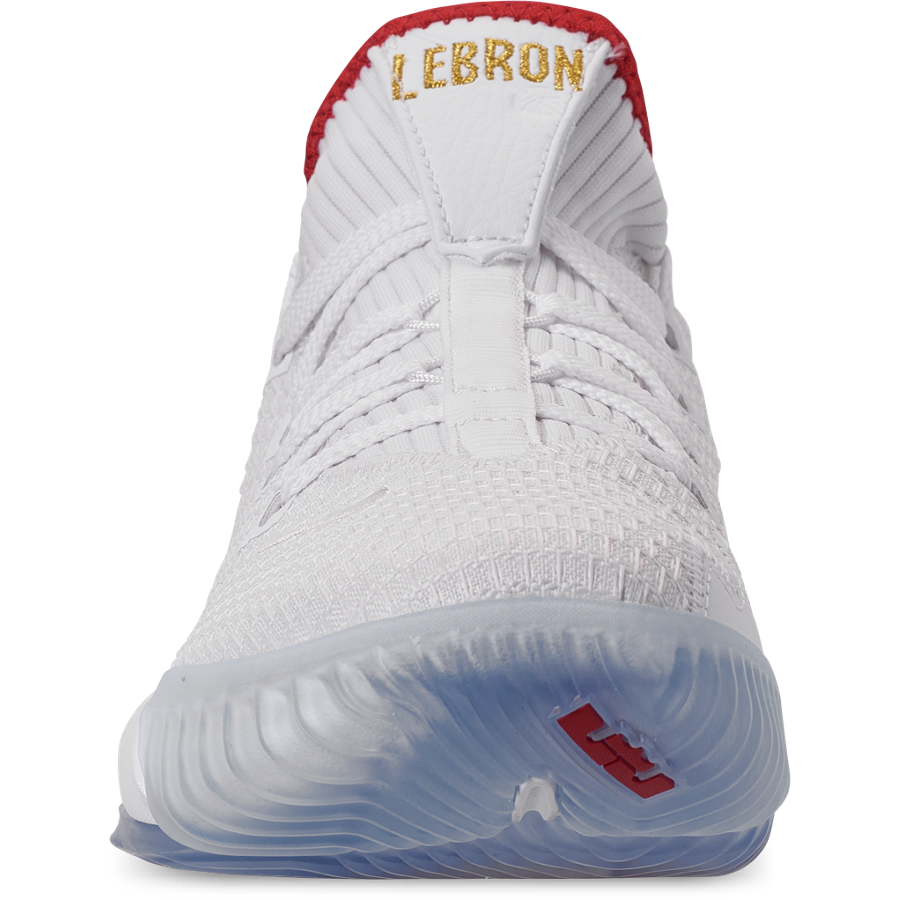 New Nike LeBron 16 Low Inspired By LeBron's 2003 Draft Day Attire