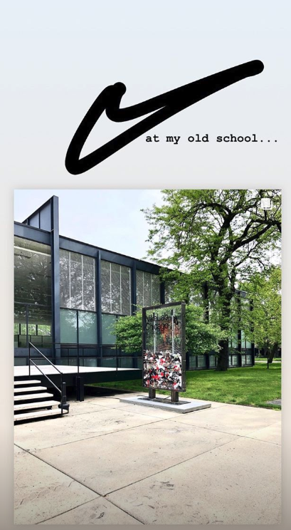 Virgil Abloh Teases NikeLab Chicago Project At His Alma Mater