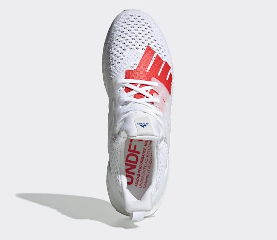 Undefeated x Adidas UltraBoost Releasing For Memorial Day Weekend