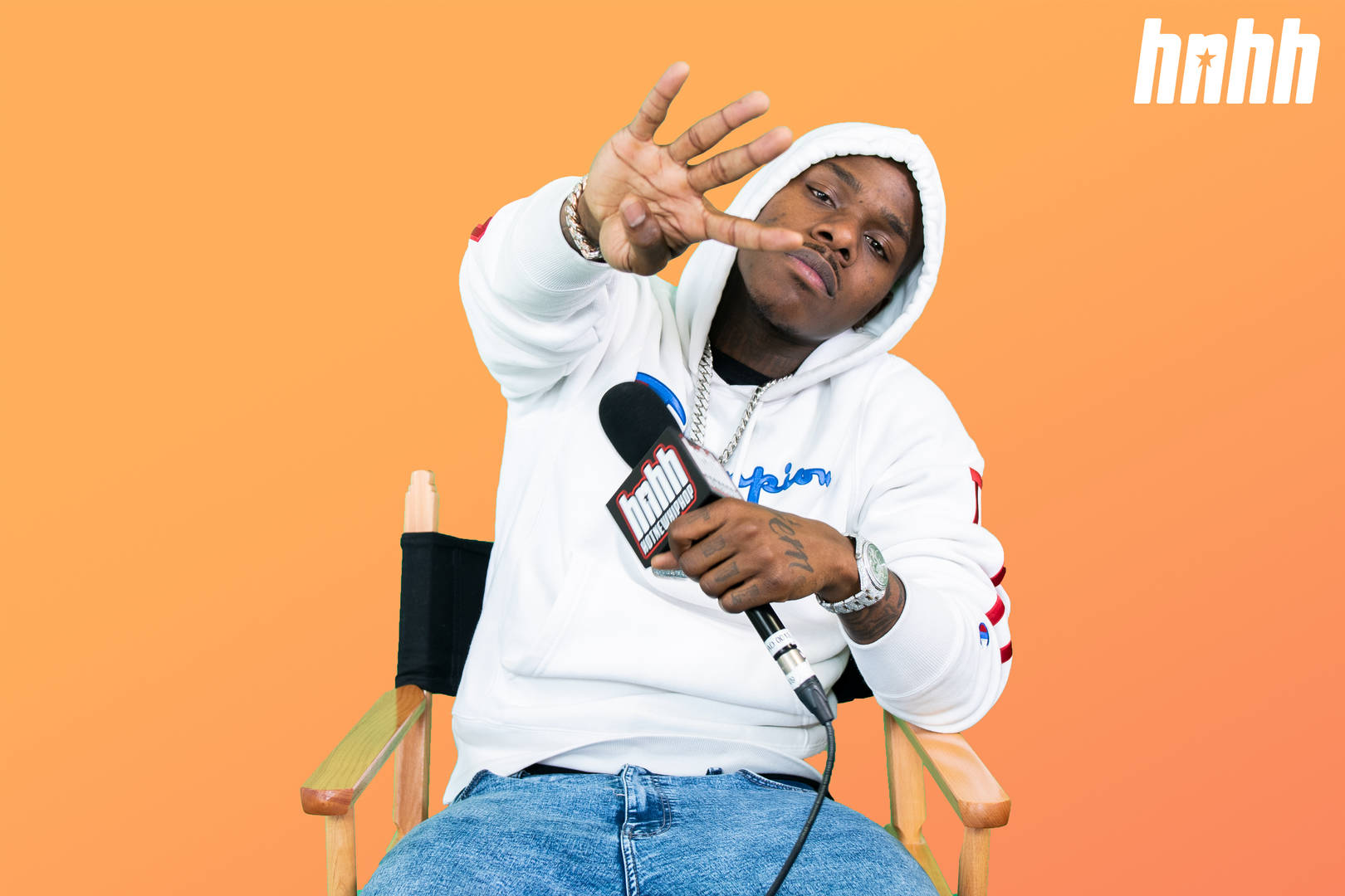 "DaBaby Teases J. Cole Feature, Embracing ""Trial And Error"" & More In ""On The Come Up"""