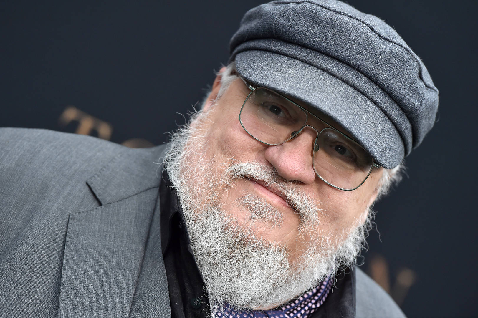"George R.R. Martin Offers Thoughts On ""Game Of Thrones"" Ending"