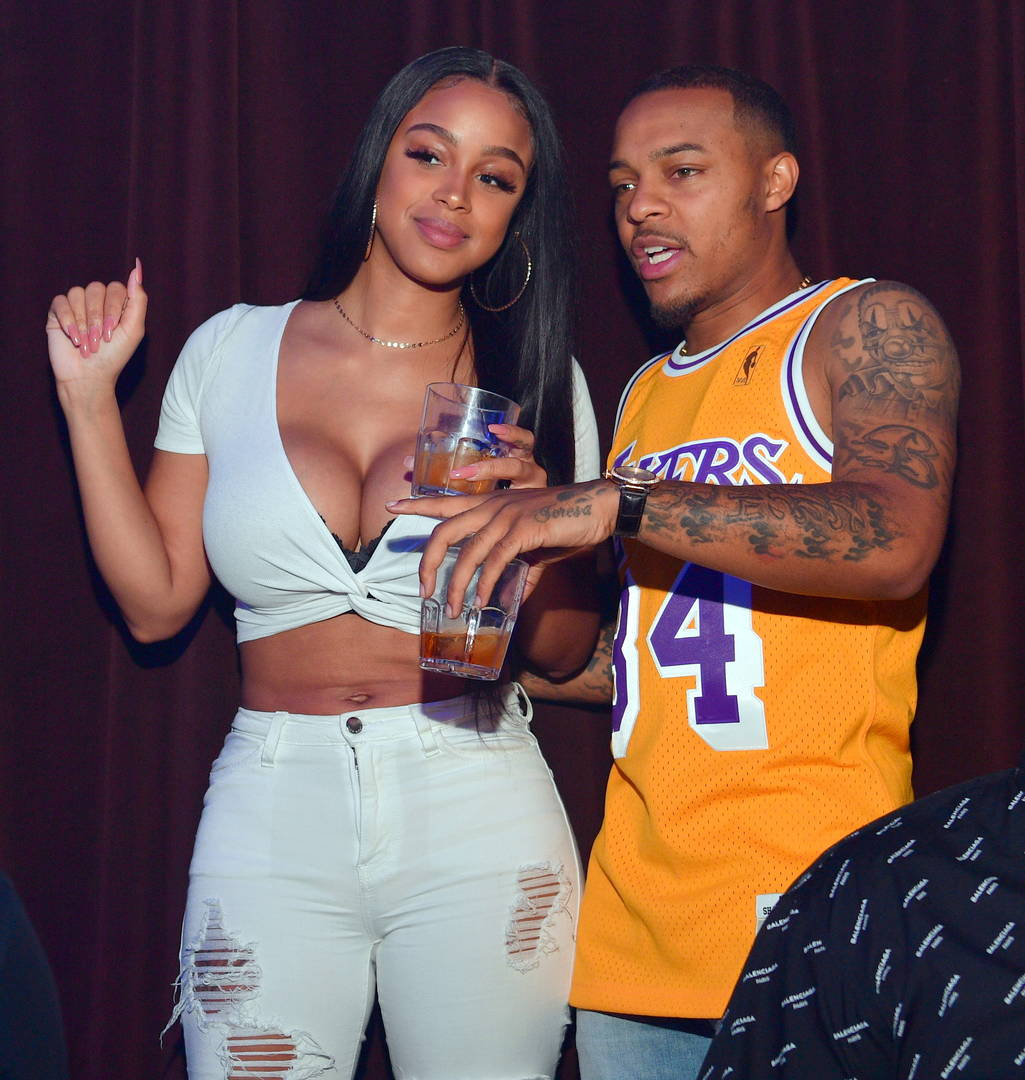 "Bow Wow Seemingly Disses Ex-Girlfriend Kiyomi Leslie On ""F*ck You B*tch"""