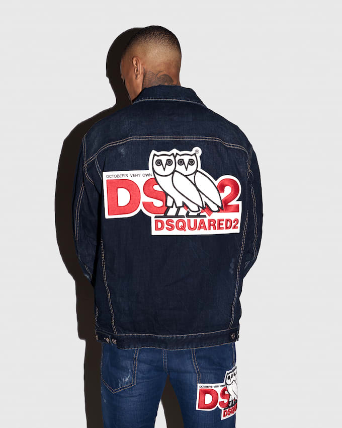 OVO x DSquared2 Apparel Collection Drops Tomorrow: New Images