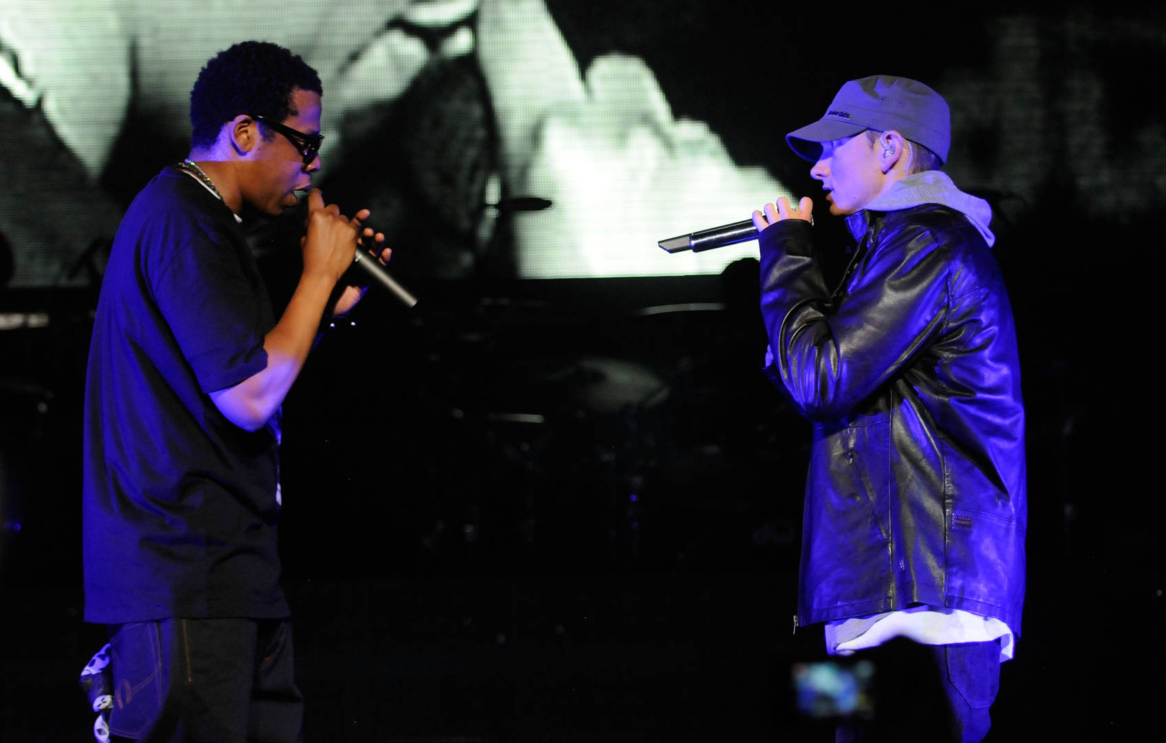 Eminem Ties Jay-Z For Legendary Billboard Top 10 Count