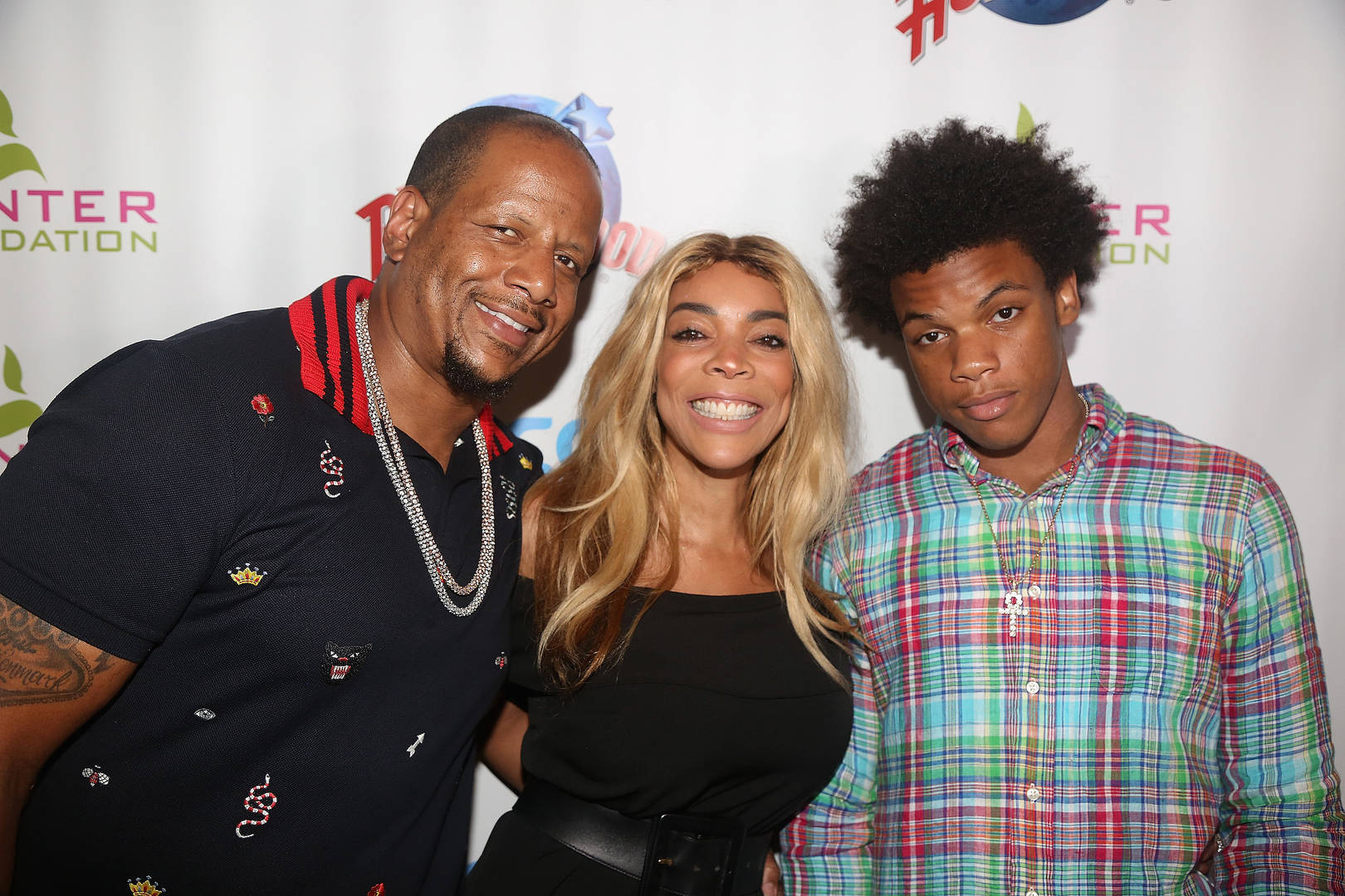 Wendy Williams' Son & Husband Square Up In Parking Lot, Police Called