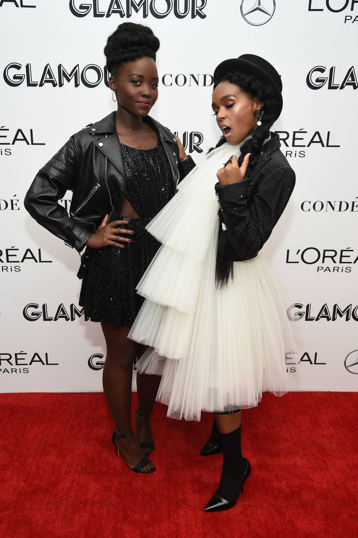 Janelle Monae & Lupita Nyong'o Rumoured To Be Dating After Met Gala