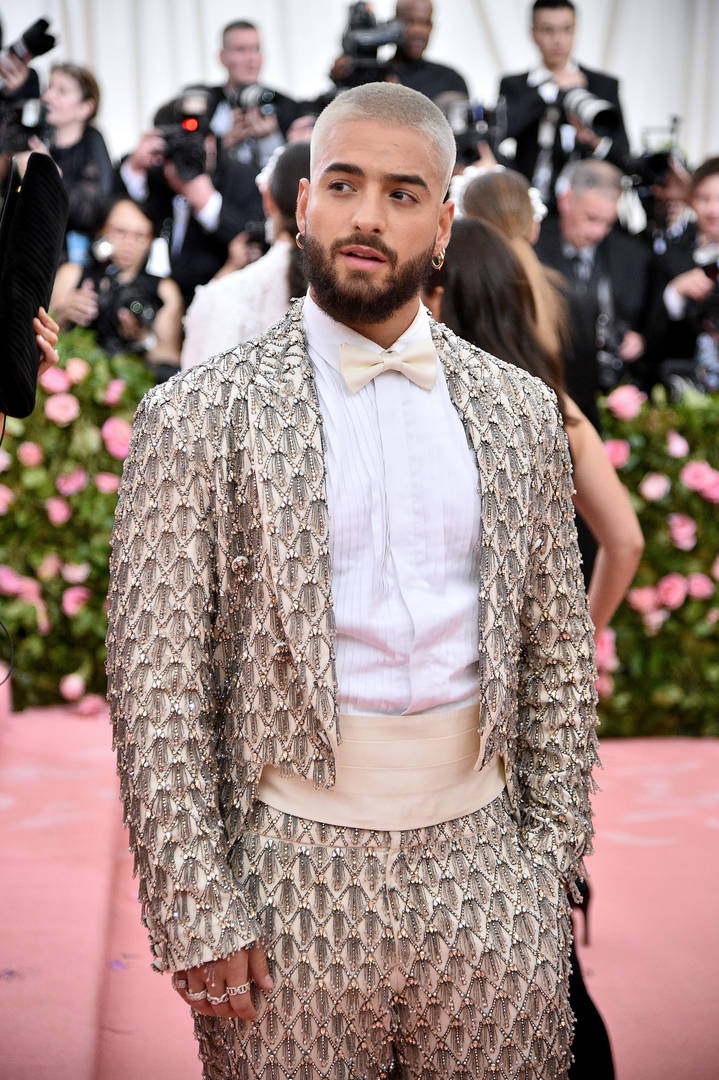 Maluma Brushes Off Backlash From Passionate Mother's Day Kiss Photo