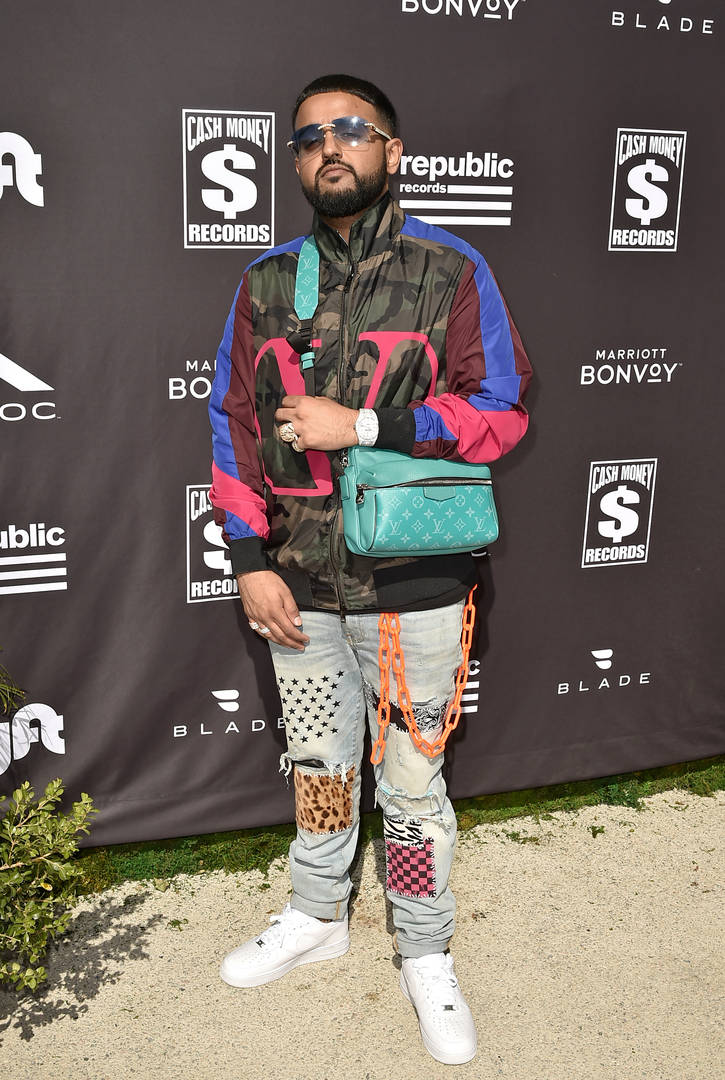 "Nav Clears Up Comments That He Was ""Sick"" When Paparazzi Didn't Notice Him"