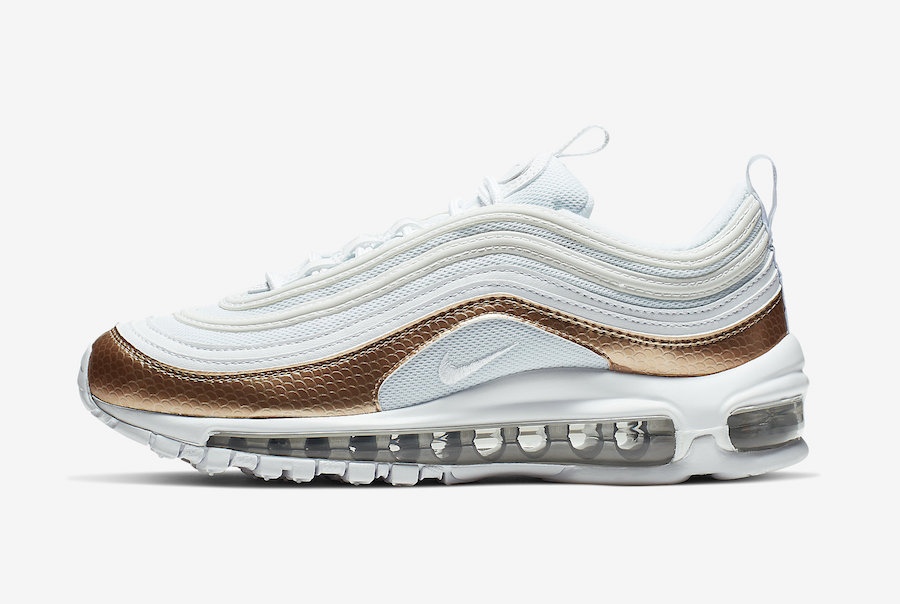 "Nike Air Max 97 ""Bronze"" Colorway Releasing Soon: Official s"