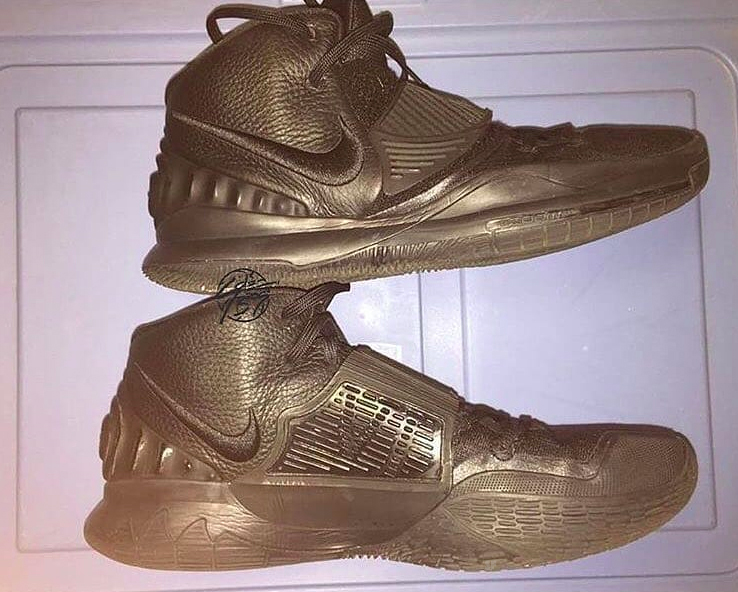 Nike Kyrie 6 Sports Heavy Yeezy Vibes In New Leaked Images