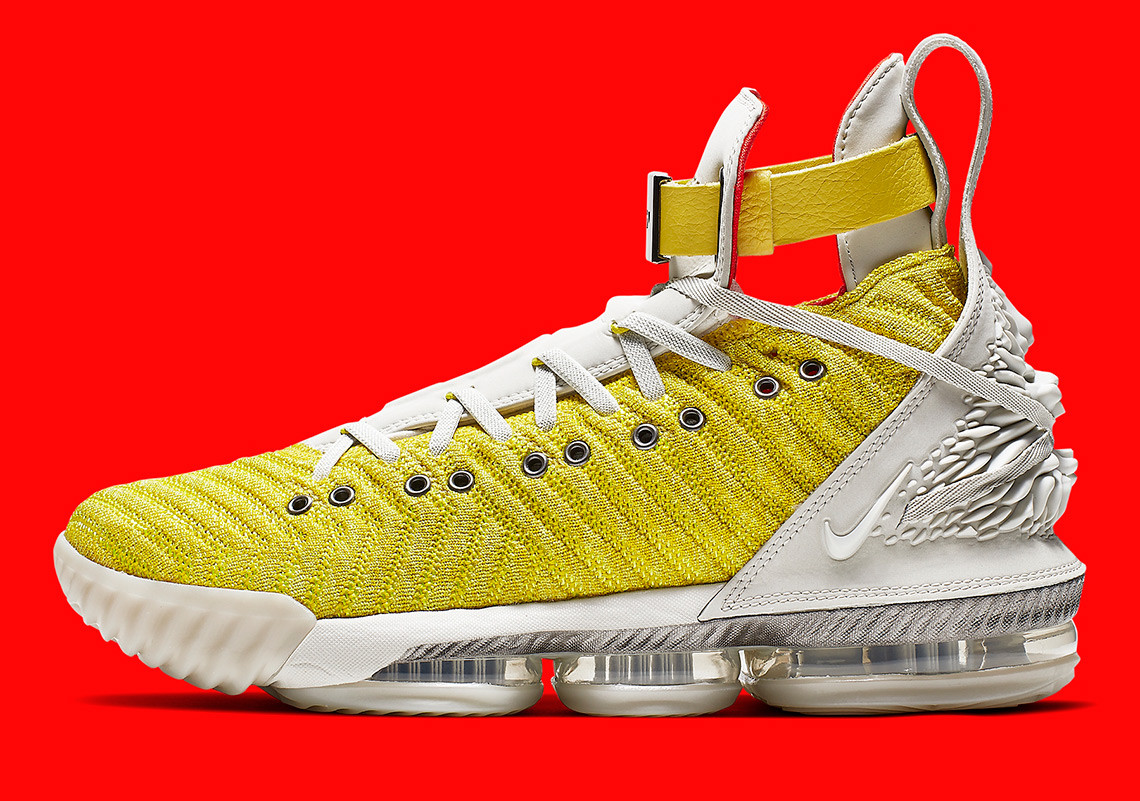 c7e43e0e9ff2 Nike LeBron 16 x Harlem s Fashion Row Releasing Tomorrow  Where To Cop