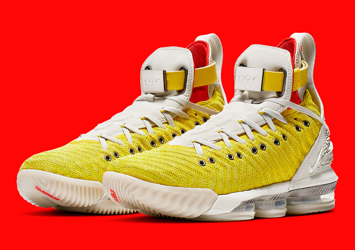 4dd9e2753895 Harlem s Fashion Row x Nike LeBron 16 Releasing In