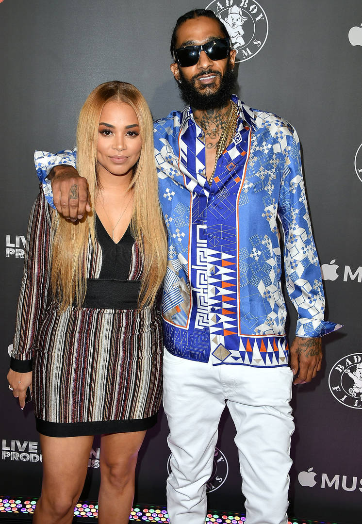 Lauren London Honors Nipsey Hussle With Beautiful Beach Pictures