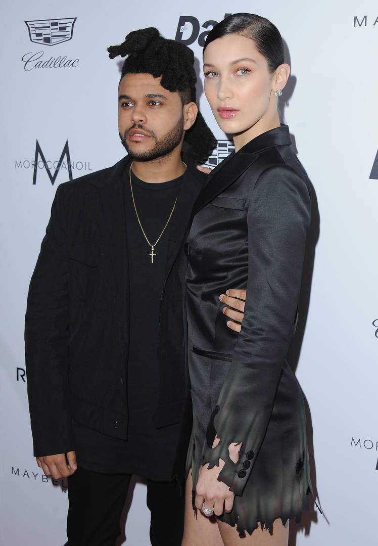 The Weeknd Spends $72K On New Watch For Bella Hadid