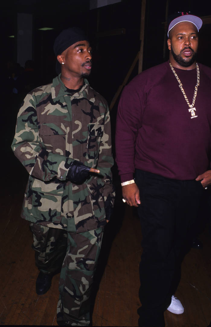 Suge Knight Recalls Tupac Wanting To Stage His Own Death Weeks Before Murder