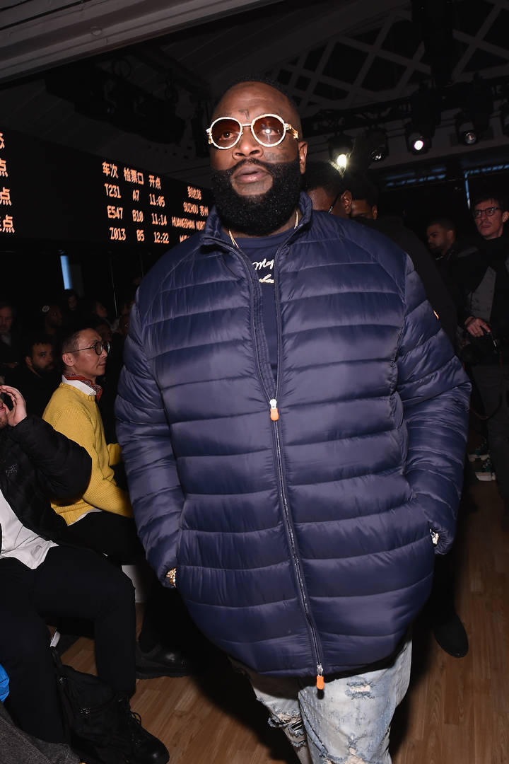 Rick Ross' Baby Mama Evicted From Store After Failing To Pay Rent