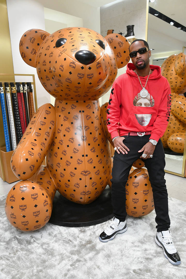 """Safaree Makes Local News After Impassioned """"Pro-Fur"""" Speech"""