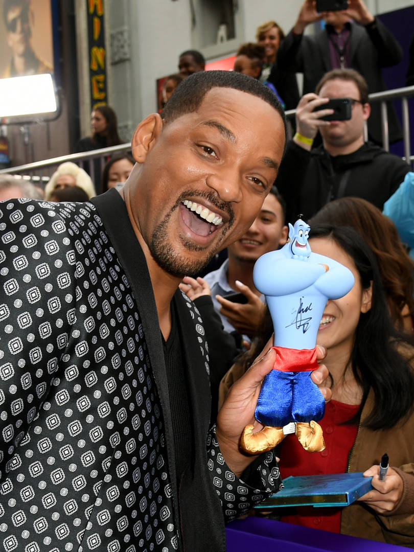 """Will Smith Jokes He Doesn't Watch """"Red Table Talk"""" Because """"They Tellin' All Our Business!"""""""
