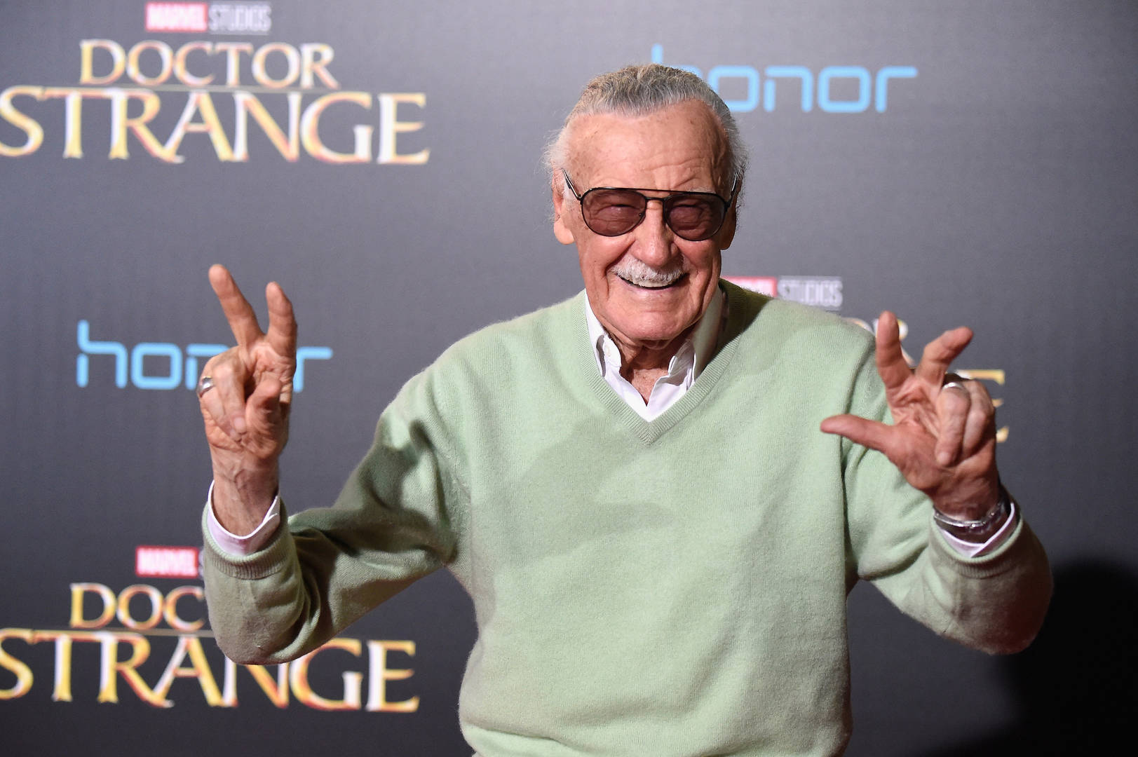 Stan Lee's Estate Dodges Sexual Misconduct Lawsuit