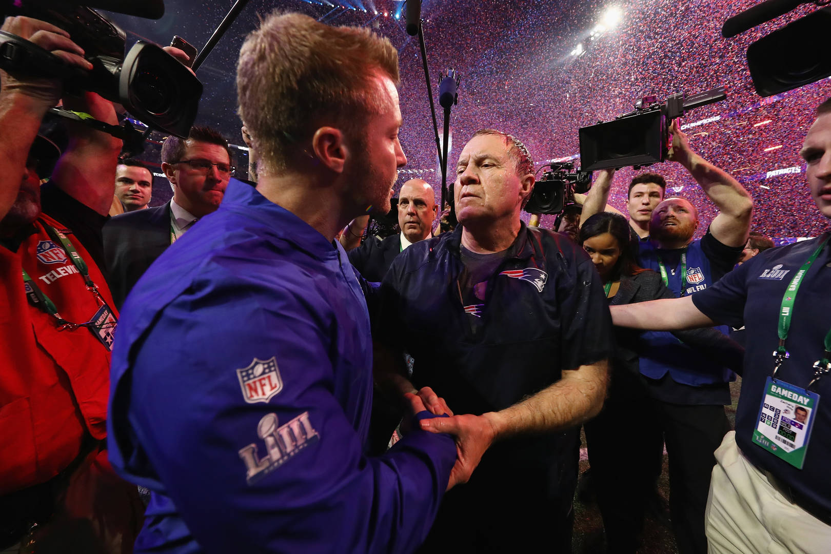 Sean McVay says he overthought Rams' game plan for Super Bowl LIII