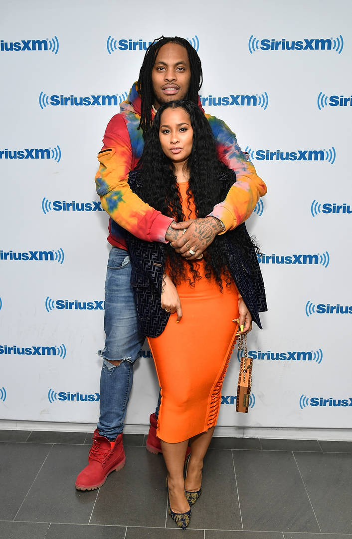 Tammu Back: Waka Flocka & Tammy Rivera Reportedly Owe $35K In Back Taxes