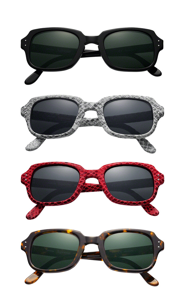 Supreme Reveals 2019 Sunglasses Collection: Release Details