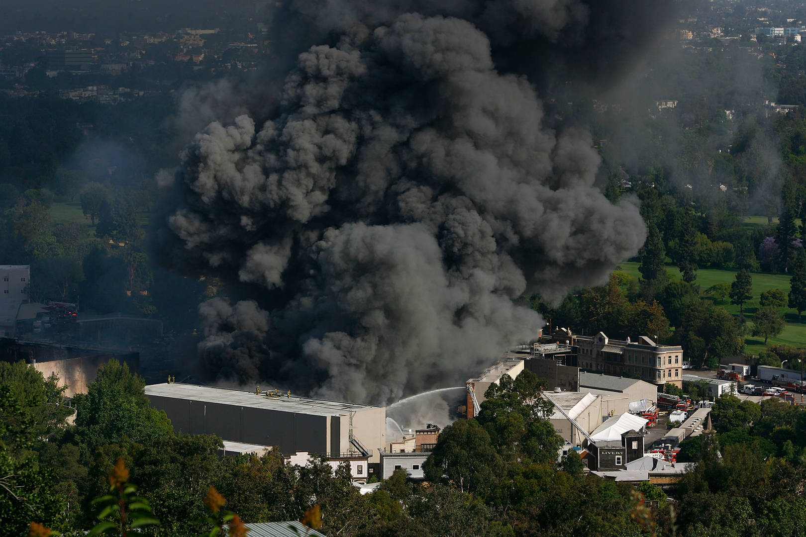 Eminem, Tupac & 50 Cent's Masters Destroyed In Massive 2008 Fire