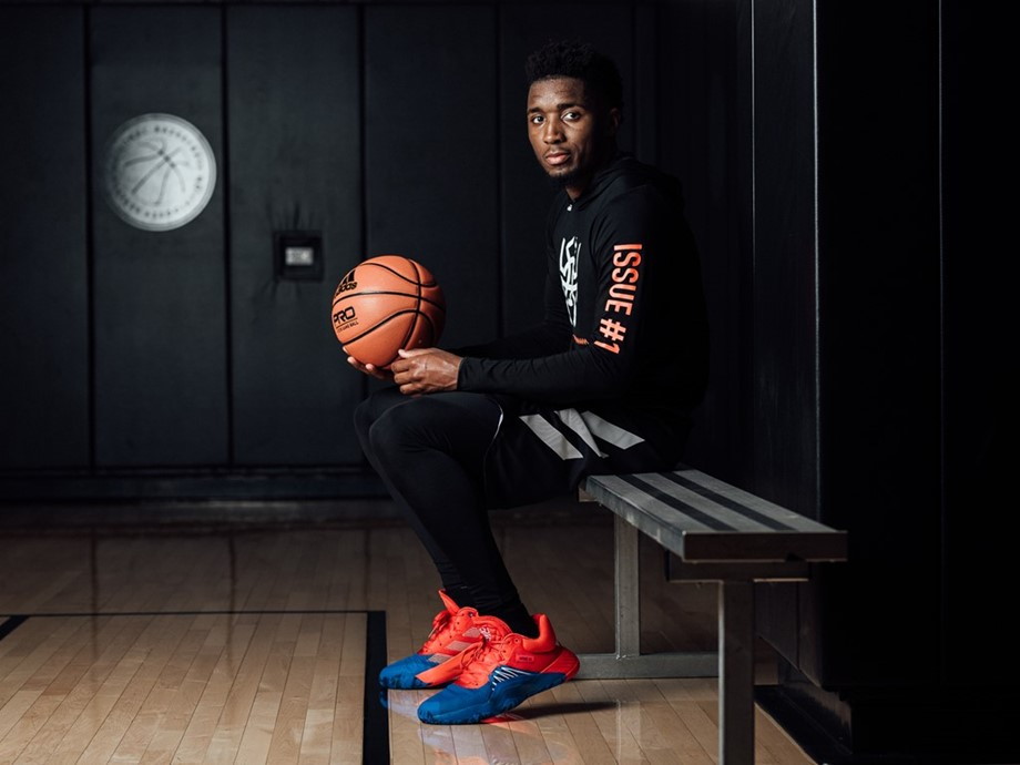 Adidas x Marvel Reveal Colorways Of Donovan Mitchell's D.O.N Issue #1